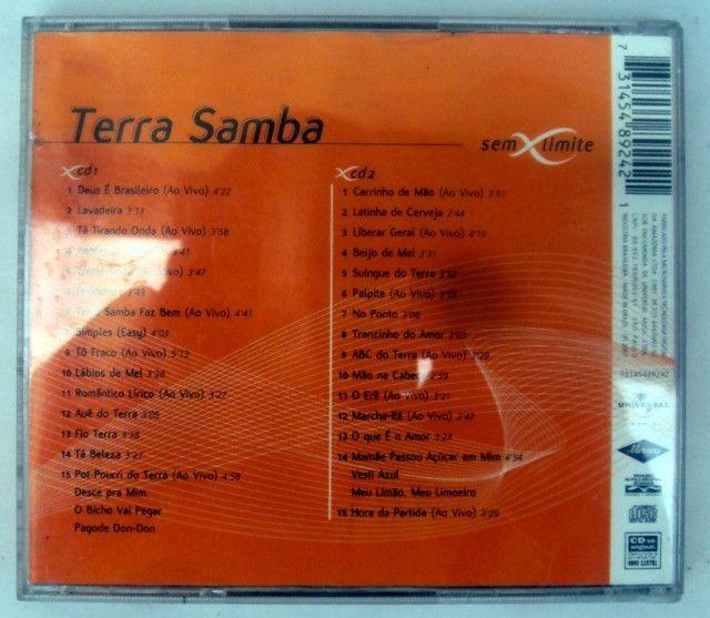 CD Duplo Terra Sambba - Foto 2