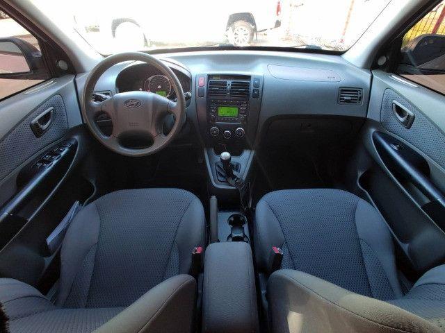 Hyundai Tucson GL 2.0 - Manual - 2010 - Foto 6