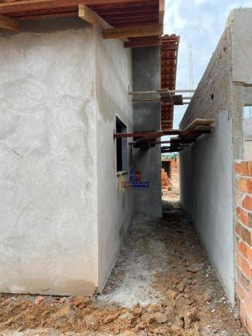 Casa com 2 dormitórios à venda por R$ 125.000 - Orleans Ji-Paraná I - Ji-Paraná/RO - Foto 9
