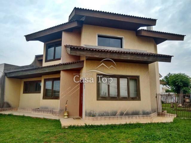 Casa à venda com 3 dormitórios em Uvaranas, Ponta grossa cod:3617 - Foto 2