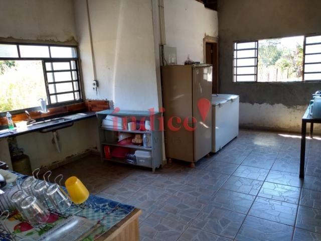 Sítio à venda com 2 dormitórios em Zona rural, Luís antônio cod:V17521 - Foto 6