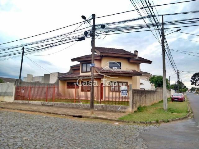 Casa à venda com 3 dormitórios em Uvaranas, Ponta grossa cod:3617