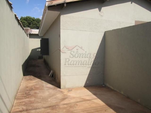 Casa para alugar com 1 dormitórios em Quintino facci ii, Ribeirao preto cod:L7961 - Foto 2