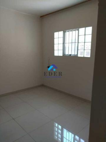 Casa à venda com 3 dormitórios em Vila xavier (vila xavier), Araraquara cod:CA0130_EDER - Foto 2