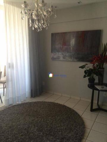 Apartamento com 3 dormitórios à venda, 81 m² por R$ 305.000,00 - Cidade Jardim - Goiânia/G