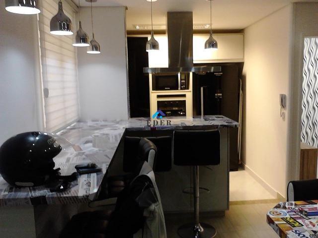 Apartamento à venda com 2 dormitórios em Jardim califórnia, Araraquara cod:AP0155_EDER - Foto 4