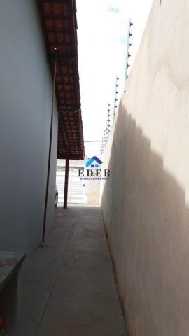 Casa à venda com 2 dormitórios em Parque gramado ii, Araraquara cod:CA0116_EDER - Foto 14