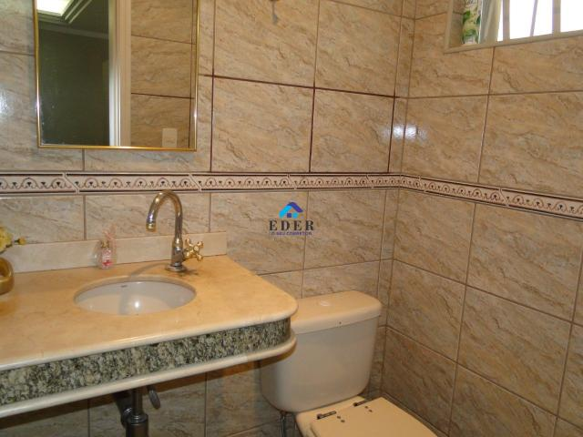 Casa à venda com 3 dormitórios em Jardim das roseiras, Araraquara cod:CA0185_EDER - Foto 8