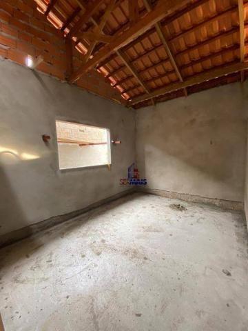 Casa com 2 dormitórios à venda por R$ 125.000 - Orleans Ji-Paraná I - Ji-Paraná/RO - Foto 6