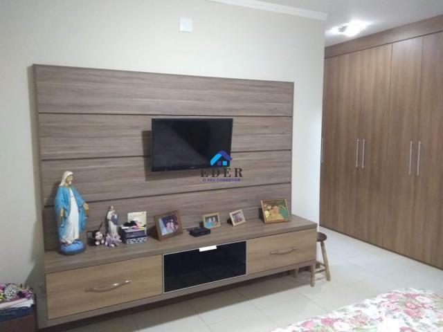 Casa de condomínio à venda com 3 dormitórios cod:CA0216_EDER - Foto 20