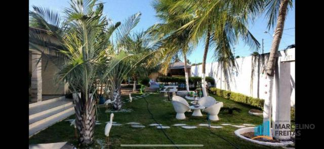 Casa à venda, 210 m² por R$ 550.000,00 - Mangabeira - Eusébio/CE - Foto 10