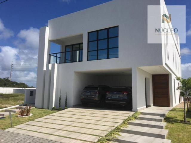 Casa com 4 dormitórios à venda, 248 m² por R$ 1.600.000,00 - Intermares - Cabedelo/PB