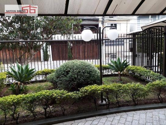 Apartamento com 4 dormitórios à venda, 117 m² por R$ 949.000,00 - Vila Palmeiras - São Pau - Foto 2