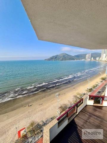 Apartamento frente mar Balneário Camboriu - 3 suítes - Foto 9