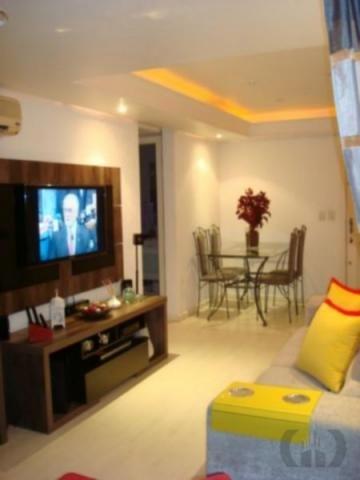 Apartamento à venda com 2 dormitórios em São sebastião, Porto alegre cod:EL56350266 - Foto 2