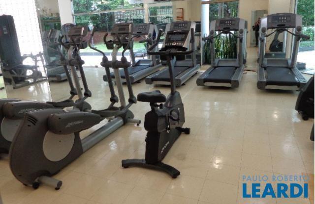 Apartamento para alugar com 4 dormitórios em Alto da boa vista, São paulo cod:530227 - Foto 3