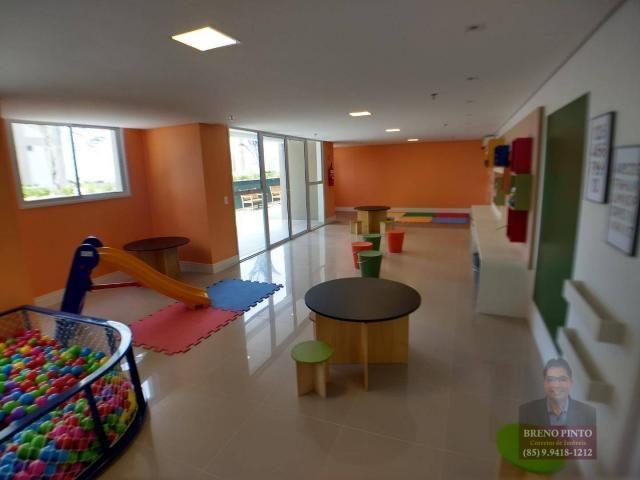 Apartamento à venda, 54 m² por R$ 430.000,00 - Fátima - Fortaleza/CE - Foto 13