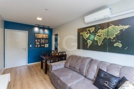 Apartamento à venda com 1 dormitórios em Higienópolis, Porto alegre cod:VP87325 - Foto 2