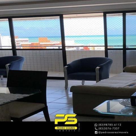 Apartamento com 3 dormitórios à venda, 147 m² por R$ 440.000 - Intermares - Cabedelo/PB - Foto 9