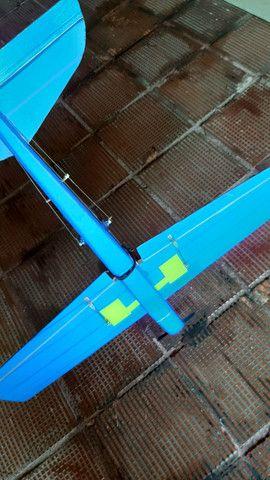 Aeromodelo Pylon em isopor. - Foto 5