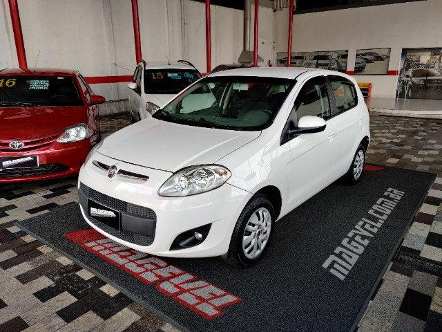 Fiat Palio atractive 1.4 Completo Ano 2014 com gnv ! - Foto 4