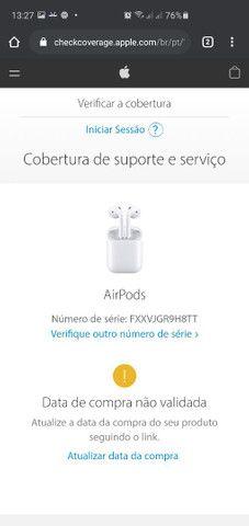 Apple Airpods ORIGINAL  - Foto 6