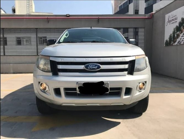 Ford Ranger 2010 4x4 Barbada  - Foto 5