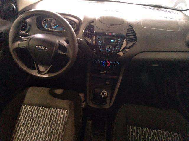 Ford Ka sedã 1.5 2018 completo  - Foto 4