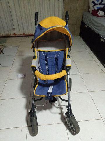Carrinho de bebê zibos  - Foto 4