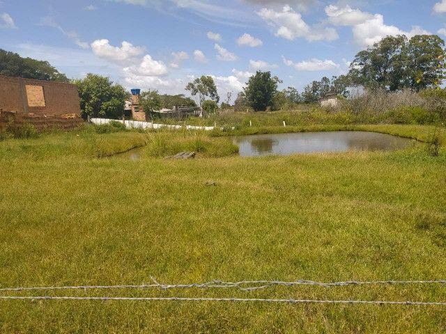 Velleda oferece sitio 3 hectares com casa e 2 açudes
