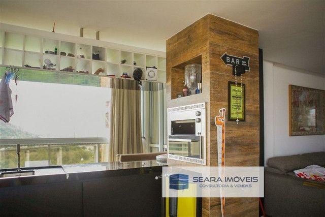 Lindíssimo Apartamento de 3 quartos, com 3 suítes na Praia da Costa ! - Foto 7