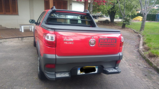 Fiat Strada Hard Working 1.4 2020 - Foto 5
