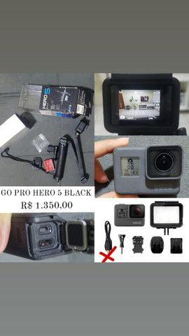 Go Pro Hero 5 Black - Foto 5