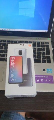 Xiaomi Redmi Note 9 PRO 128GB Cinza - Foto 6