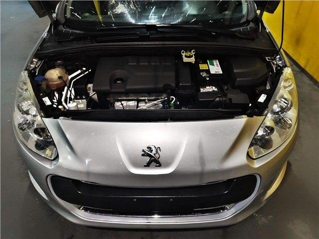 Peugeot 308 2013 1.6 allure 16v flex 4p manual - Foto 9