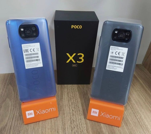 Poco X3 128 GB/6 GB Ram nfc Azul China - Foto 4