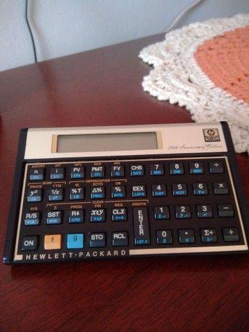 Calculadora HP 12C Antiga - Foto 2