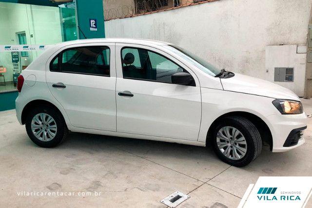 Vila Rica Seminovos VW Gol 1.0 12v MPI TotalFlex Trendline 4P Manual - Foto 8