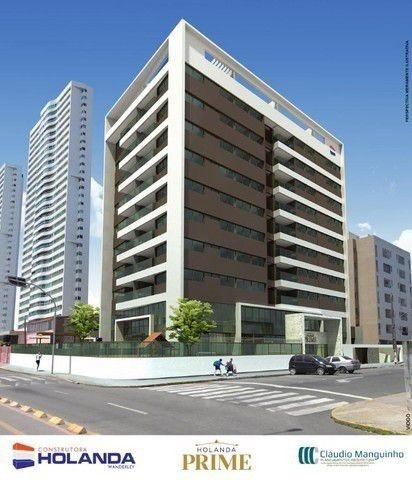 BR_LM - Excelente Apt na Beira Mar de Casa Caiada 144m2  - Varanda Gourmet Holanda Prime