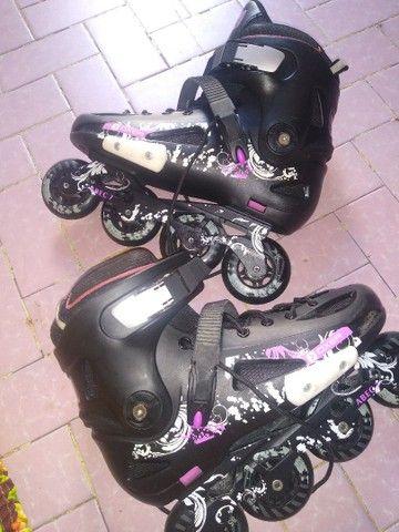 Vendo patins n 42/ semi novo