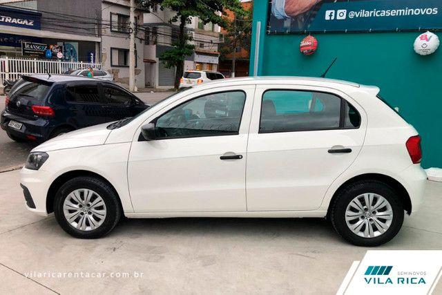 Vila Rica Seminovos VW Gol 1.0 12v MPI TotalFlex Trendline 4P Manual - Foto 5