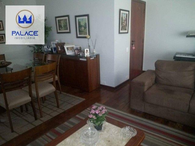Apartamento com 3 dormitórios à venda, 126 m² por R$ 450.000 - Paulista - Piracicaba/SP - Foto 2