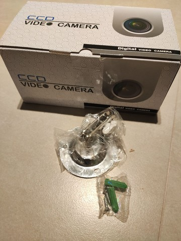 Camera Vigilância externa 1/3 Ccd Ir 6mm 36 Leds 700tvl - Foto 6