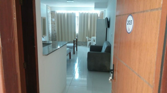 Alugo kitnets Itapua. Particular ou Empresa. Hotel Apart&Residência Tropical Itapua   - Foto 2