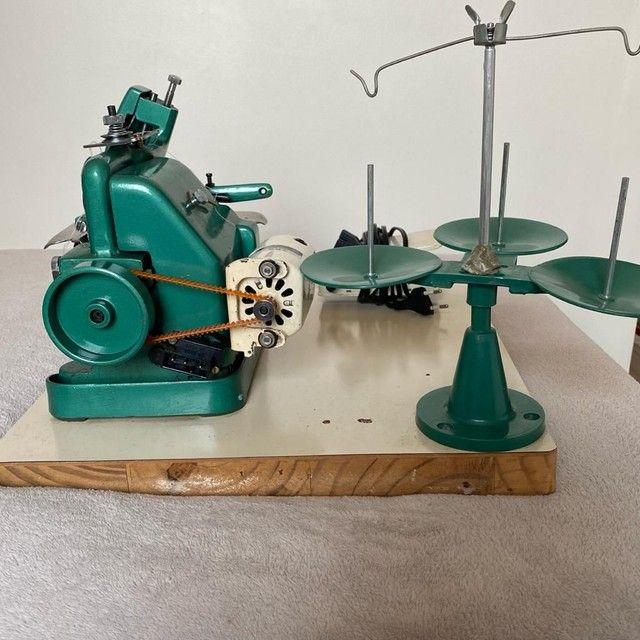 Maquina de Costura Overlock - Foto 3