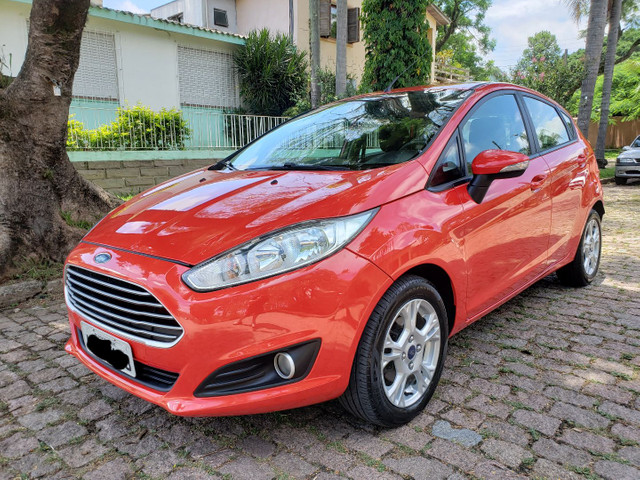 New Fiesta Hatch SE 1.6 *Automatico*