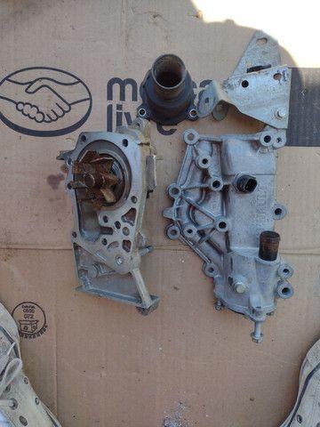Bomba d'água carcaça do sensor aquecimento Renault Megane gran Tour 1.6 16v - Foto 4