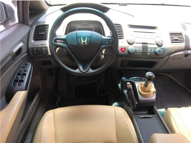 Honda Civic 1.8 lxs Completo com Kit Gás Doc Ok Financio Fixas de 579,00 Leia! - Foto 9