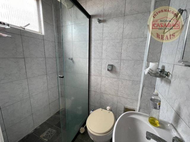 Apartamento com 2 dormitórios à venda, 72 m² por R$ 330.000 - Guilhermina - Praia Grande/S - Foto 16