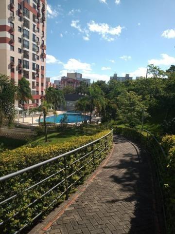 Apartamento à venda com 3 dormitórios em Jardim carvalho, Porto alegre cod:SU14 - Foto 3